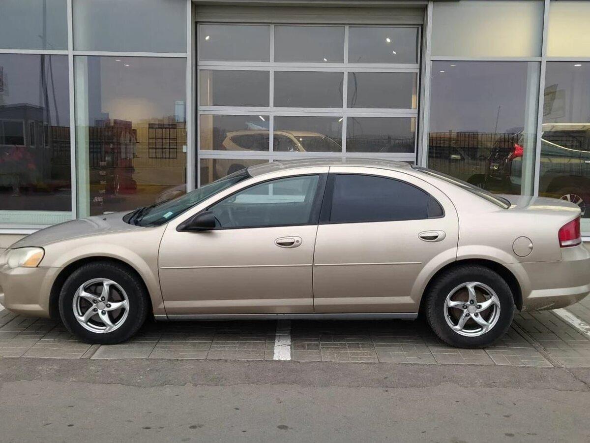 Chrysler | Sebring, III