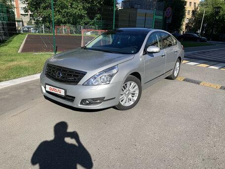Купить Nissan Teana пробег 35 000.00 км 2011 год выпуска