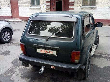 Купить ЛАДА (ВАЗ) 2121 (4x4) пробег 62 000.00 км 2011 год выпуска