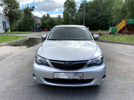 Купить Subaru Impreza пробег 158 000.00 км 2008 год выпуска