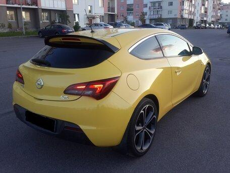 Купить Opel Astra пробег 160 000.00 км 2012 год выпуска