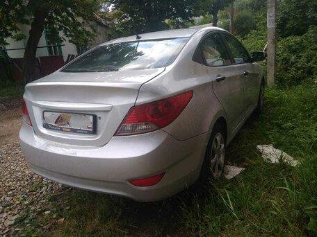 Купить Hyundai Solaris пробег 180 000.00 км 2012 год выпуска