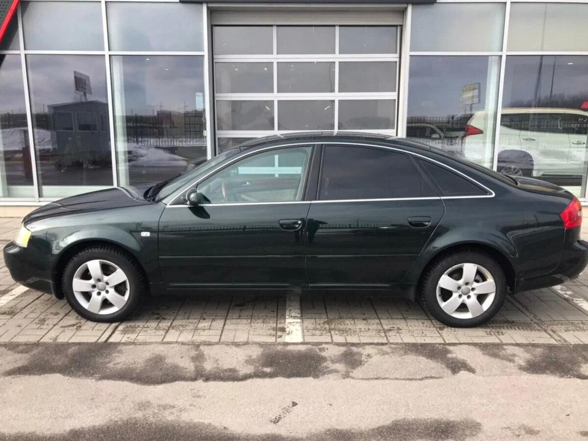 Audi   A6, I (C4)