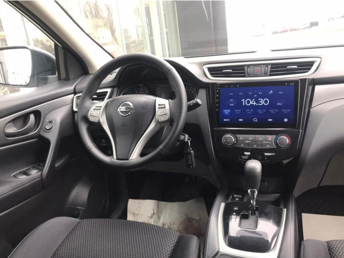 Nissan | Qashqai, I