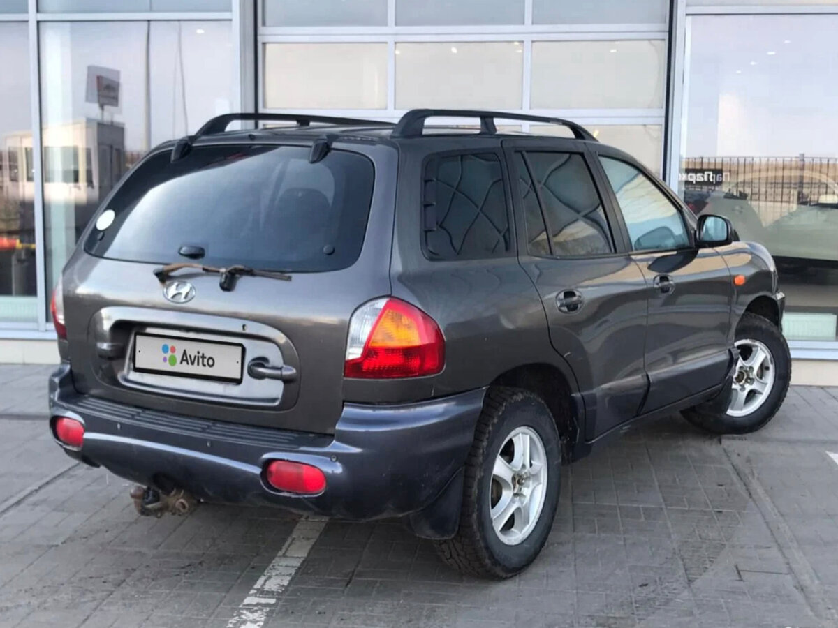Hyundai | Santa Fe, III
