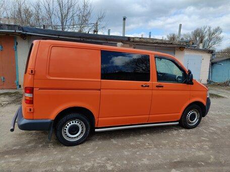 Фольксваген транспортер купить 2006 расценка на монтаж транспортеров