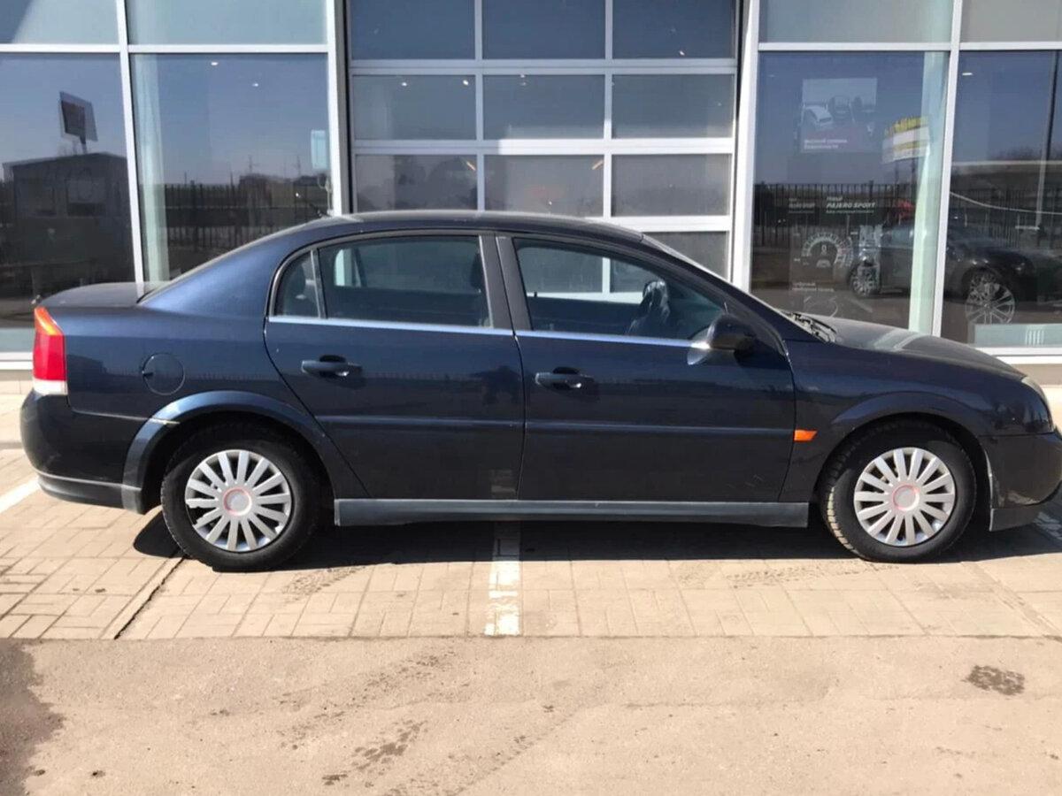 Opel | Vectra, II