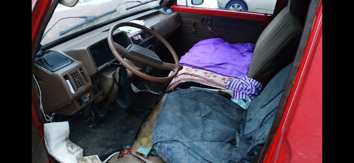 Купить б/у Mazda Bongo III 2.2d MT (69 л.с.) дизель ...