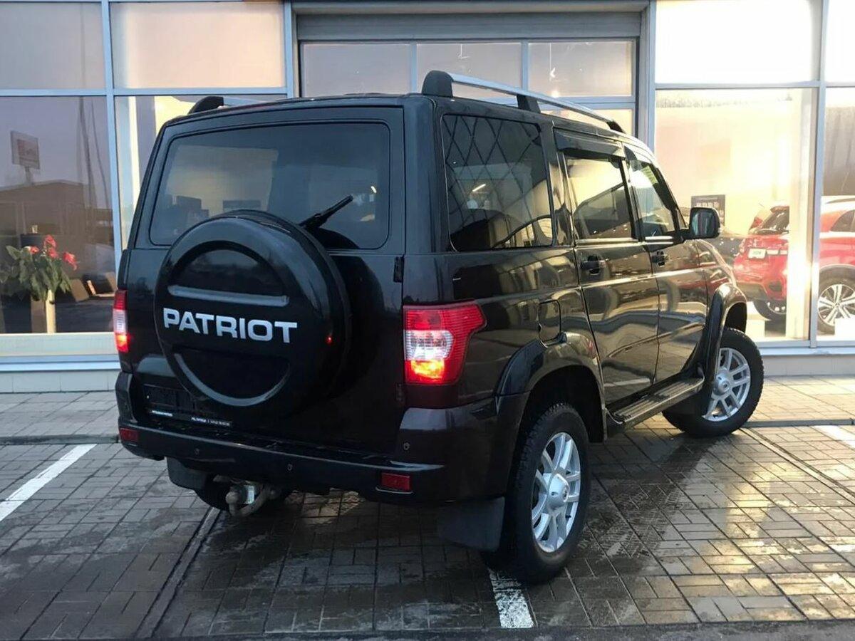 ЛуАЗ | Patriot, I Рестайлинг 2