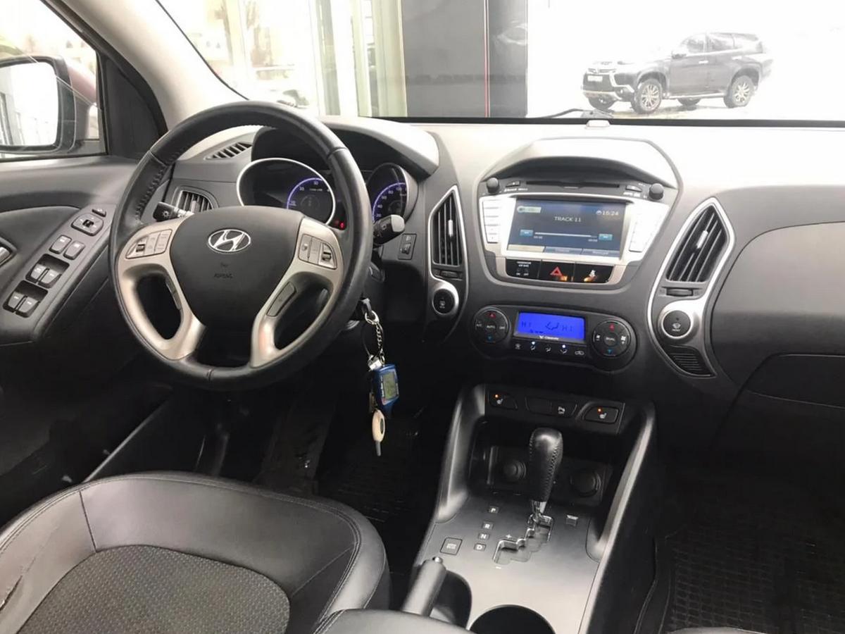 Hyundai | ix35, I