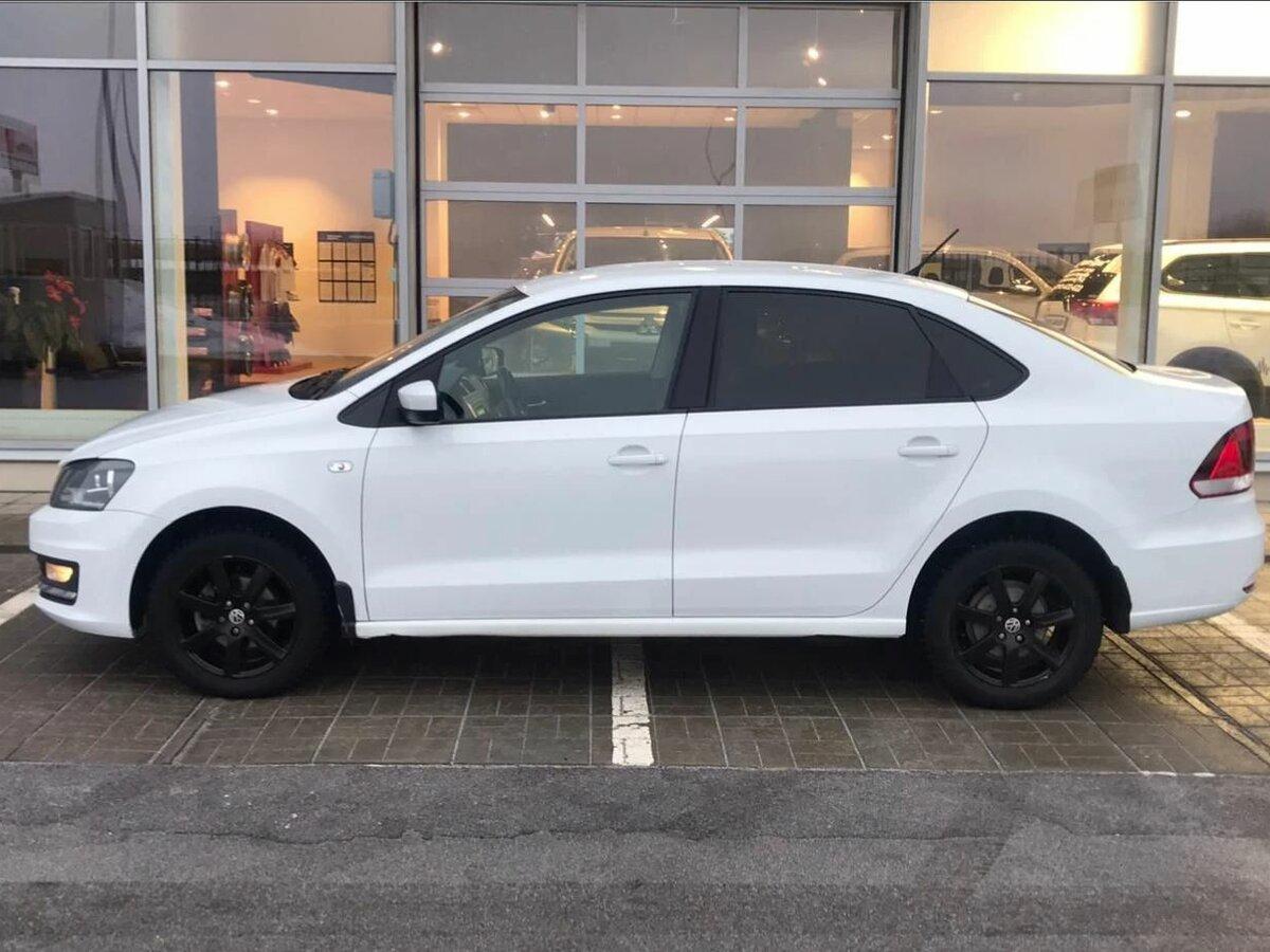 Volkswagen | Polonez, I Рестайлинг