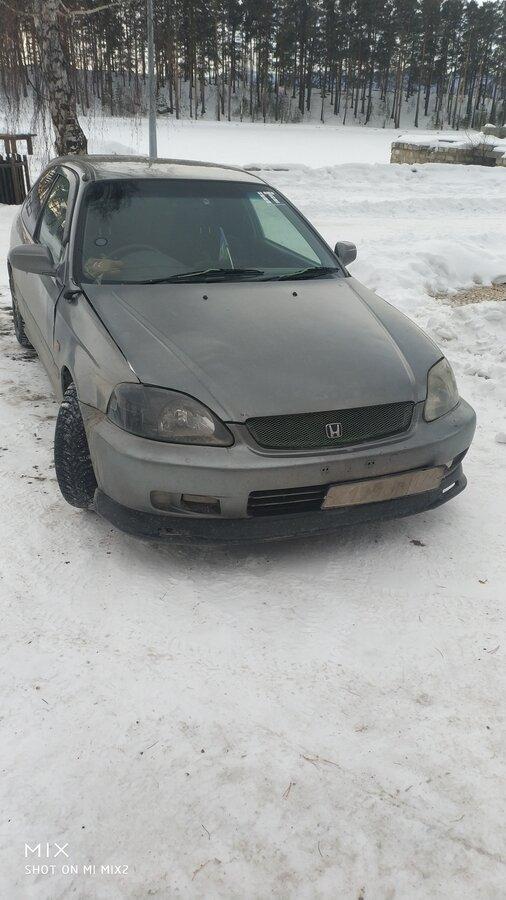 Купить б/у Honda Civic VI 1.3 AT (91 л.с.) бензин автомат ...  Хонда Цивик 1998 Хэтчбек