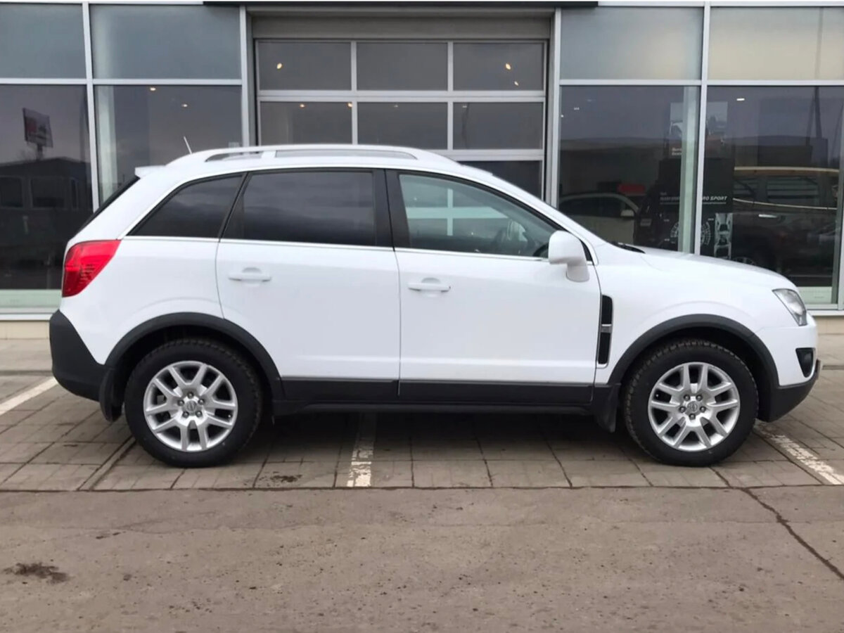 Opel | Antara, I