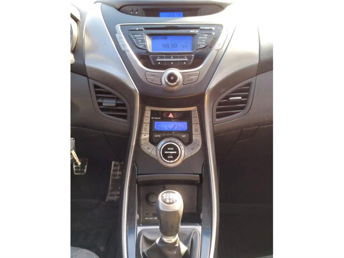 Hyundai | Elantra, I (J1)
