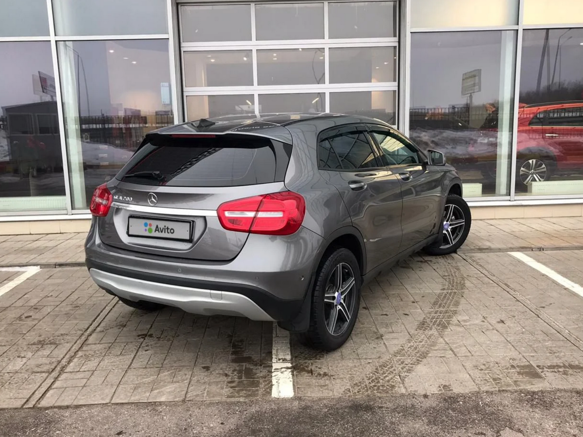 Mercedes-Benz | GLA, I (X156) Рестайлинг