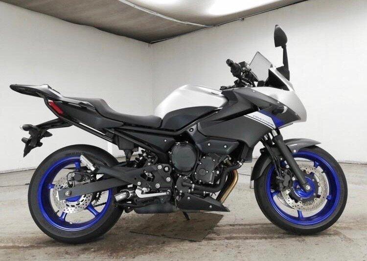Купить б/у Yamaha XJ 600 инжектор 6 передач в Серпухове