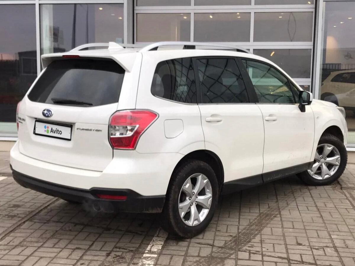Subaru | Forester, II Рестайлинг