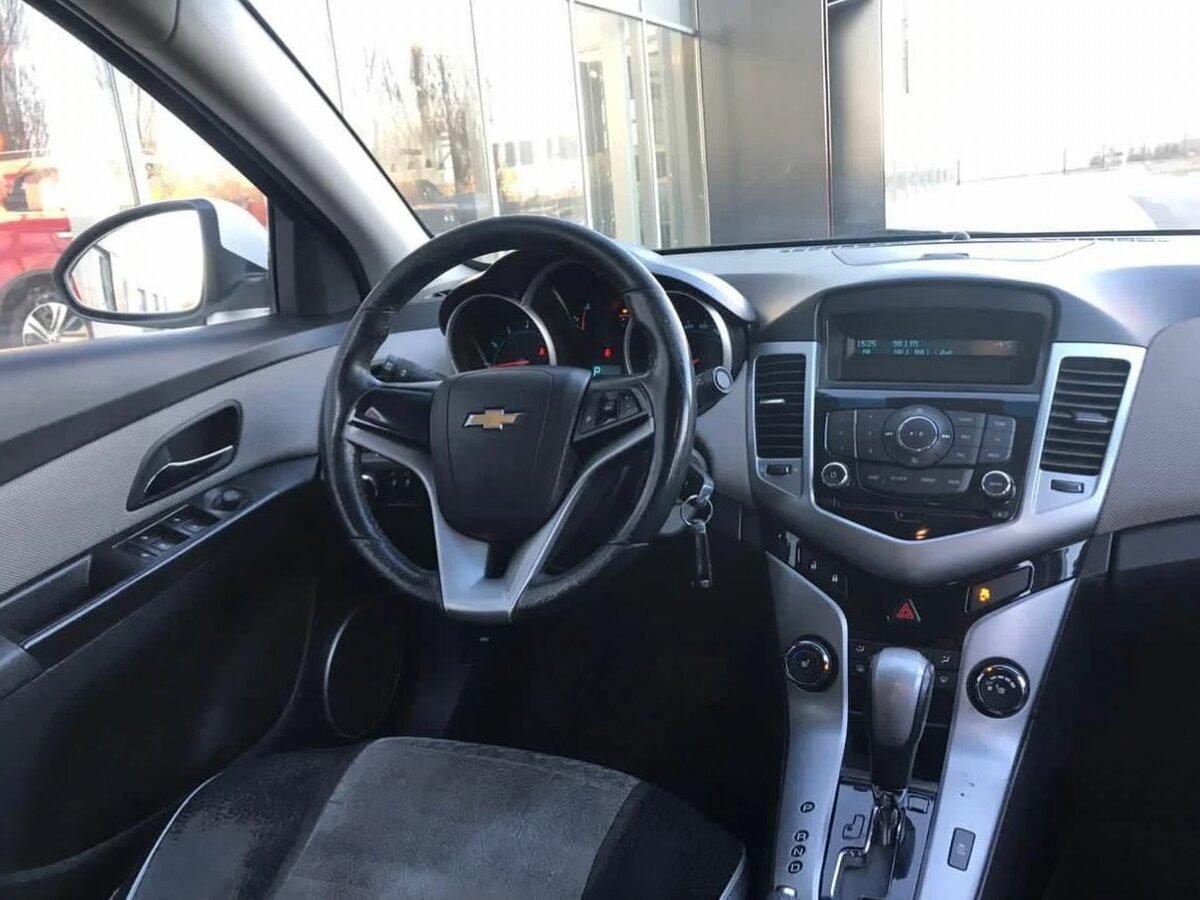 Chevrolet | Cruze, I Рестайлинг