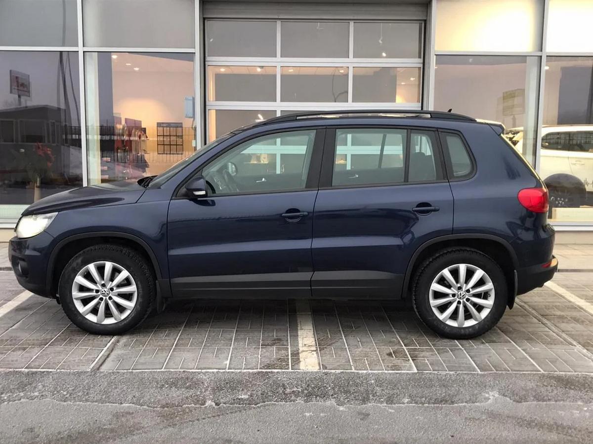 Volkswagen | Tiguan, I Рестайлинг