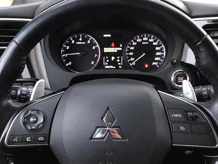 Mitsubishi | Outlander, II Рестайлинг