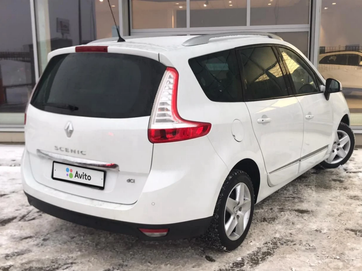 Renault | Scenic, III