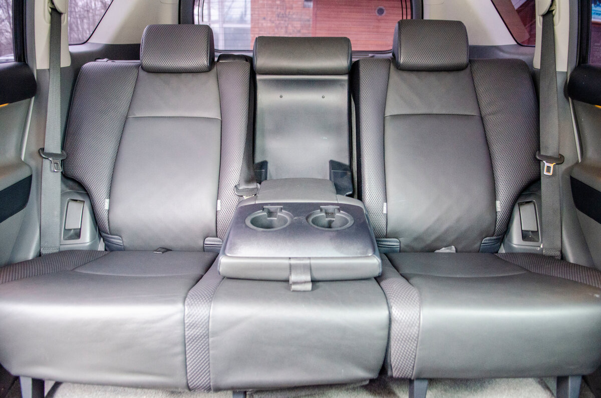 2012 Toyota Land Cruiser Prado  150 Series, чёрный - вид 8