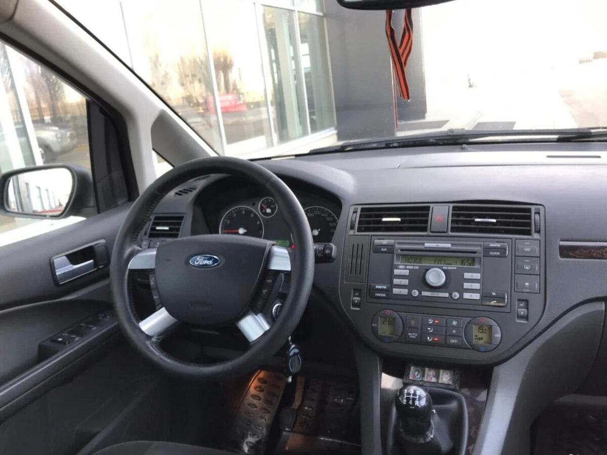 Ford | C-MAX, I Рестайлинг