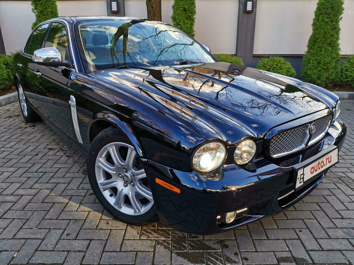 Купить б/у Jaguar XJ III (X350/X358) 4.2 AT (400 л.с ...