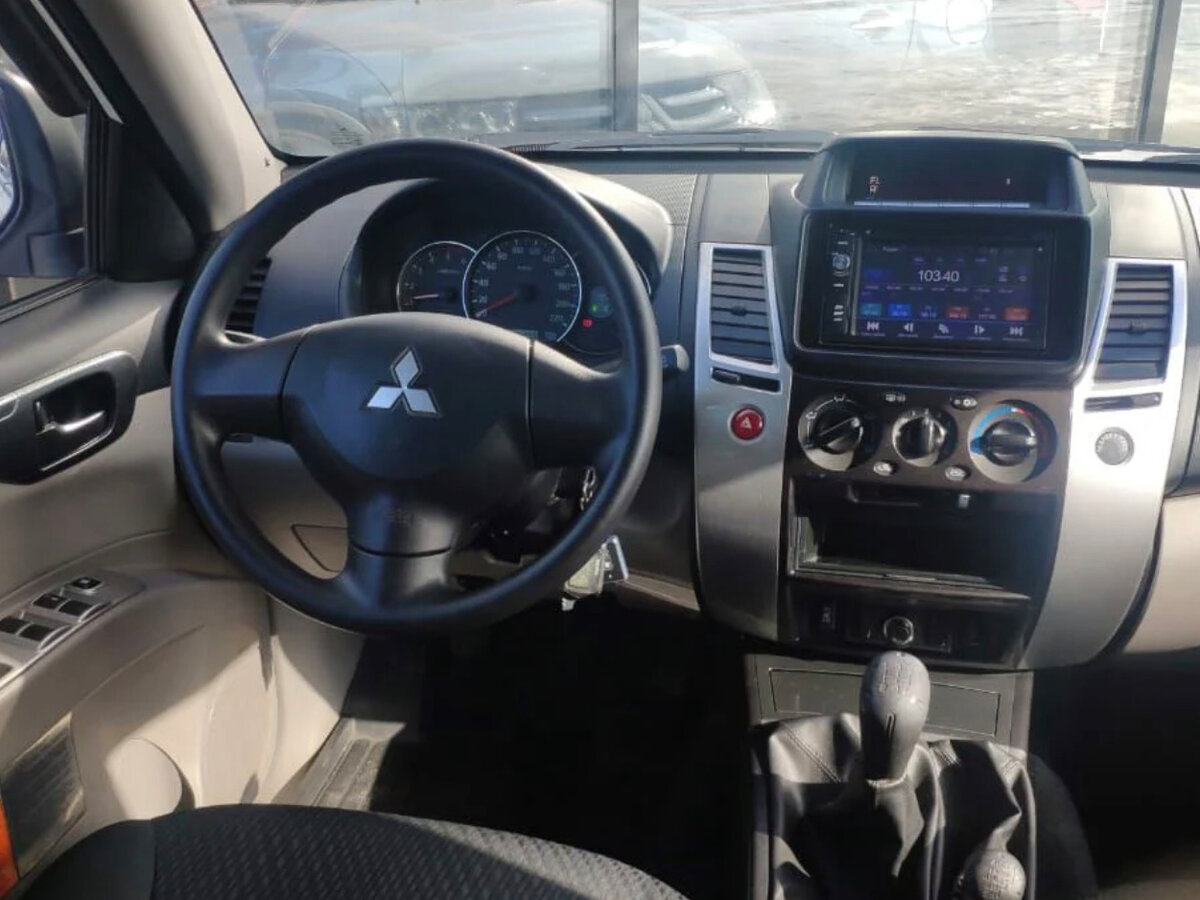 Mitsubishi | Pajero Sport, I Рестайлинг