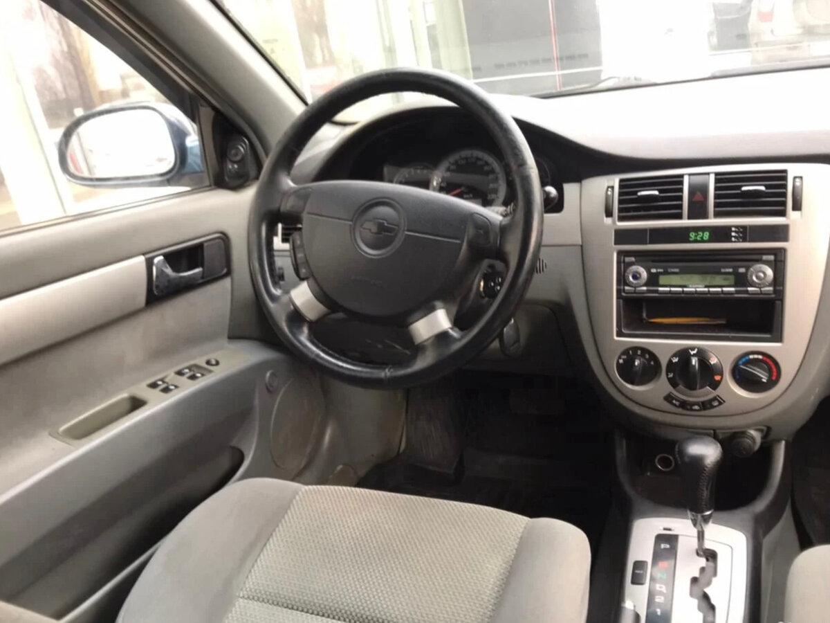 Chevrolet | Lacetti