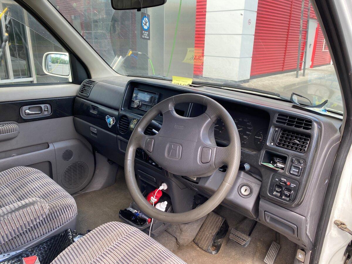Купить б/у Honda Stepwgn I 2.0 AT (125 л.с.) бензин ...