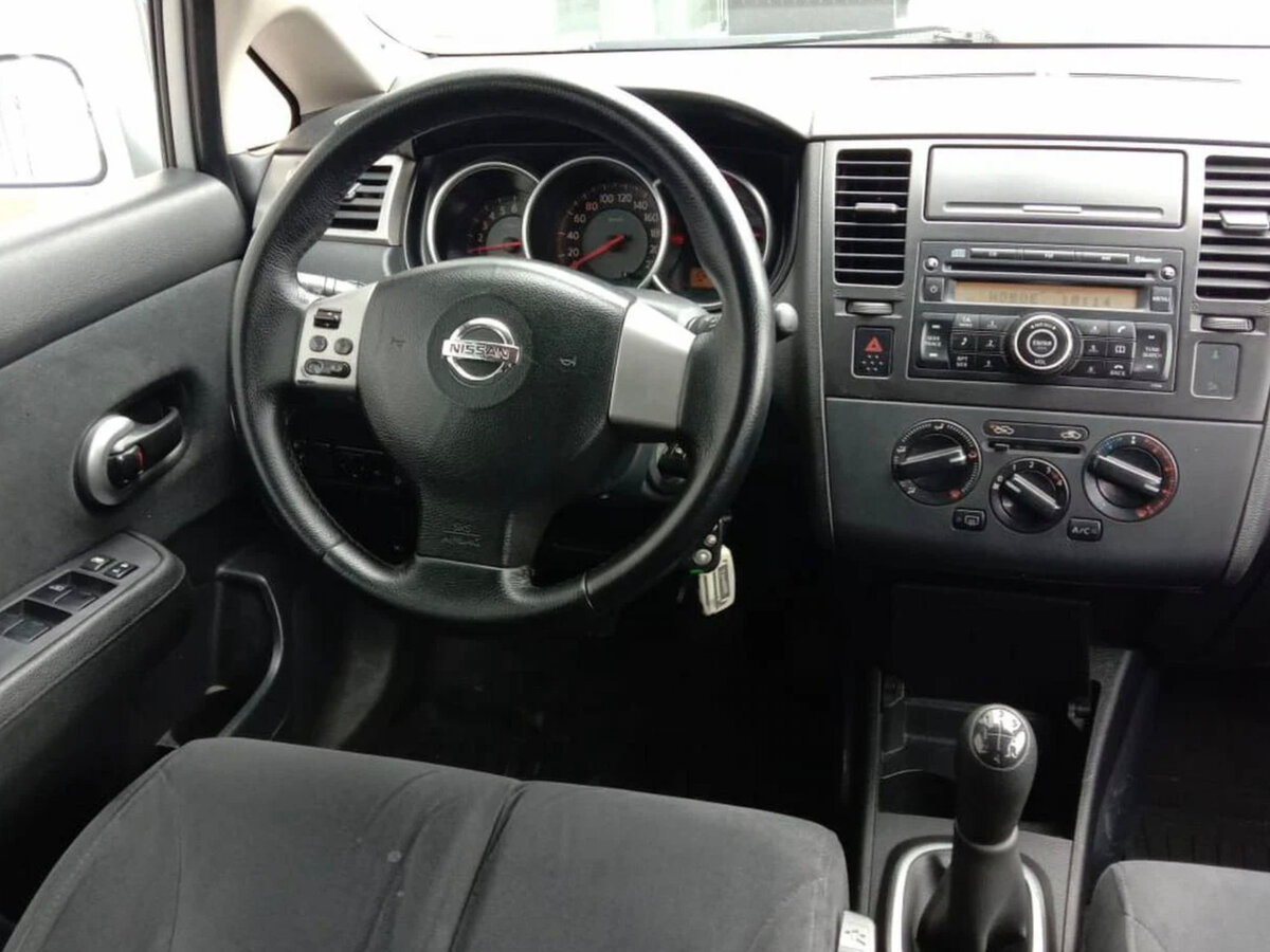 Nissan | Tiida, I Рестайлинг