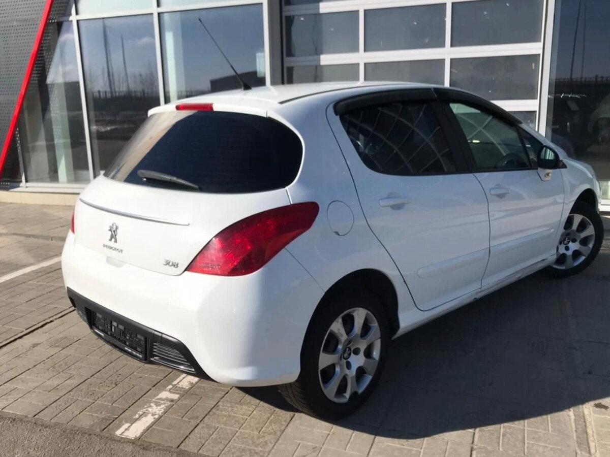 Peugeot | XJ, II (X308)