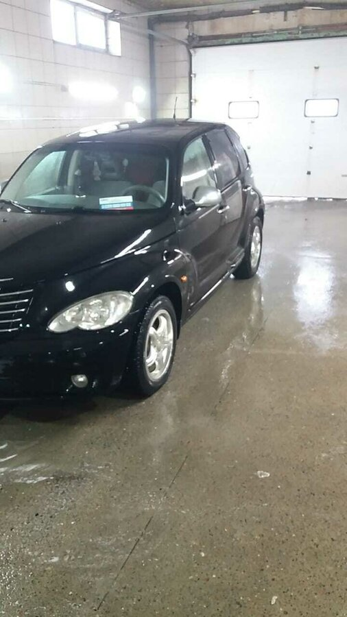 2006 Chrysler PT Cruiser , чёрный - вид 16