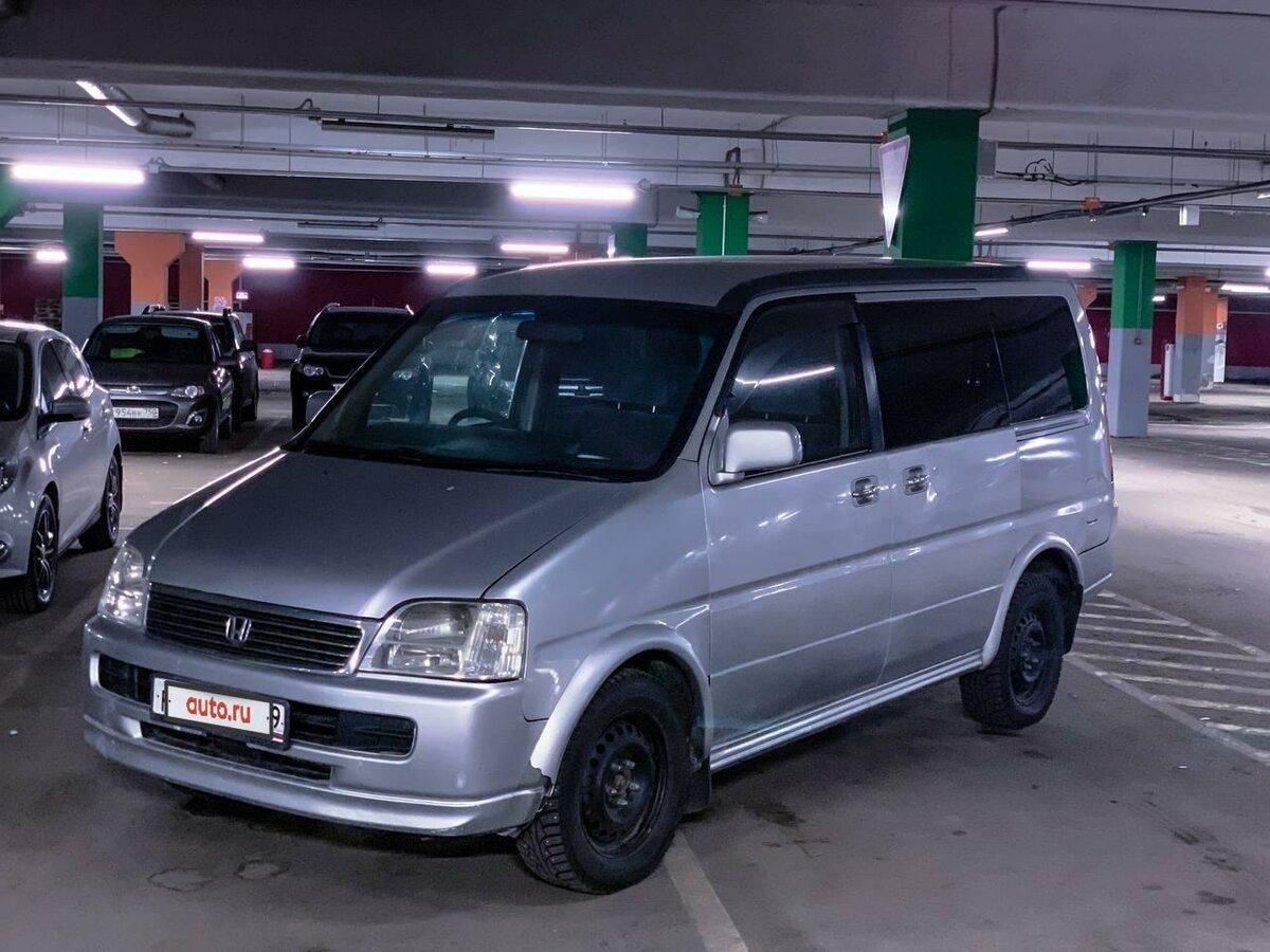 Купить б/у Honda Stepwgn I Рестайлинг 2.0 AT (135 л.с ...