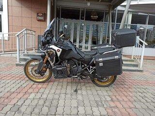 Авто - Honda Africa Twin CRF 1000L/1100L, 0