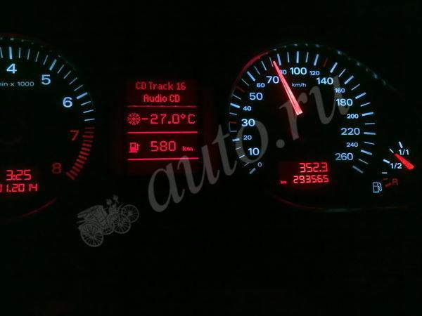 какое масло заливают в двигатель в audi a6 c6 2,4 бензин