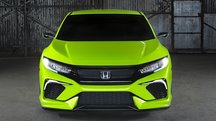 Honda Civic: тепло, теплее, Type S!