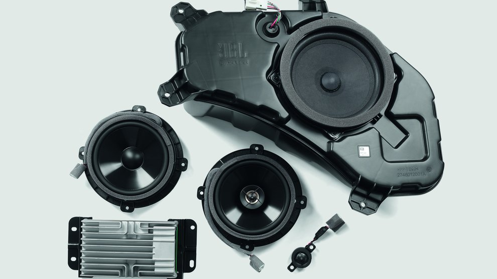 аудиосистемы jbl для hyundai ix35