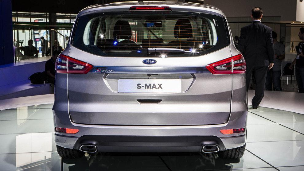 ford s-max полный привод