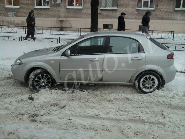 chevrolet lacetti hatchback замена шаровых