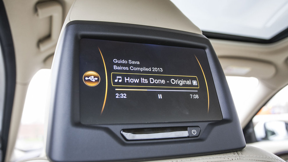 акустика в вольво s80