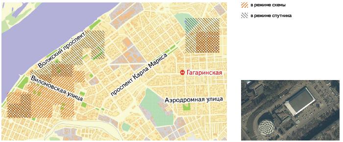 Исследования Яндекса — Карта интересов пользователей ... Исторический Сквер Екатеринбург