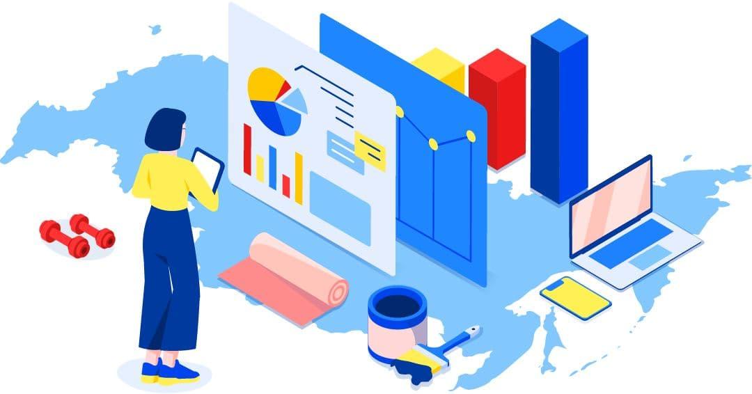 Эксперты Яндекс.Маркет Аналитики наоснове своей модели рынка оценили главные показатели российской электронной коммерции в2020году. Они использовали данные Яндекс.Маркета идругих сервисов Яндекса, атакже данные магазинов-партнёров.