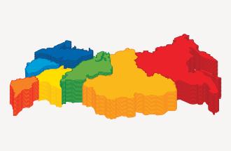 Интернет в регионах. 2013