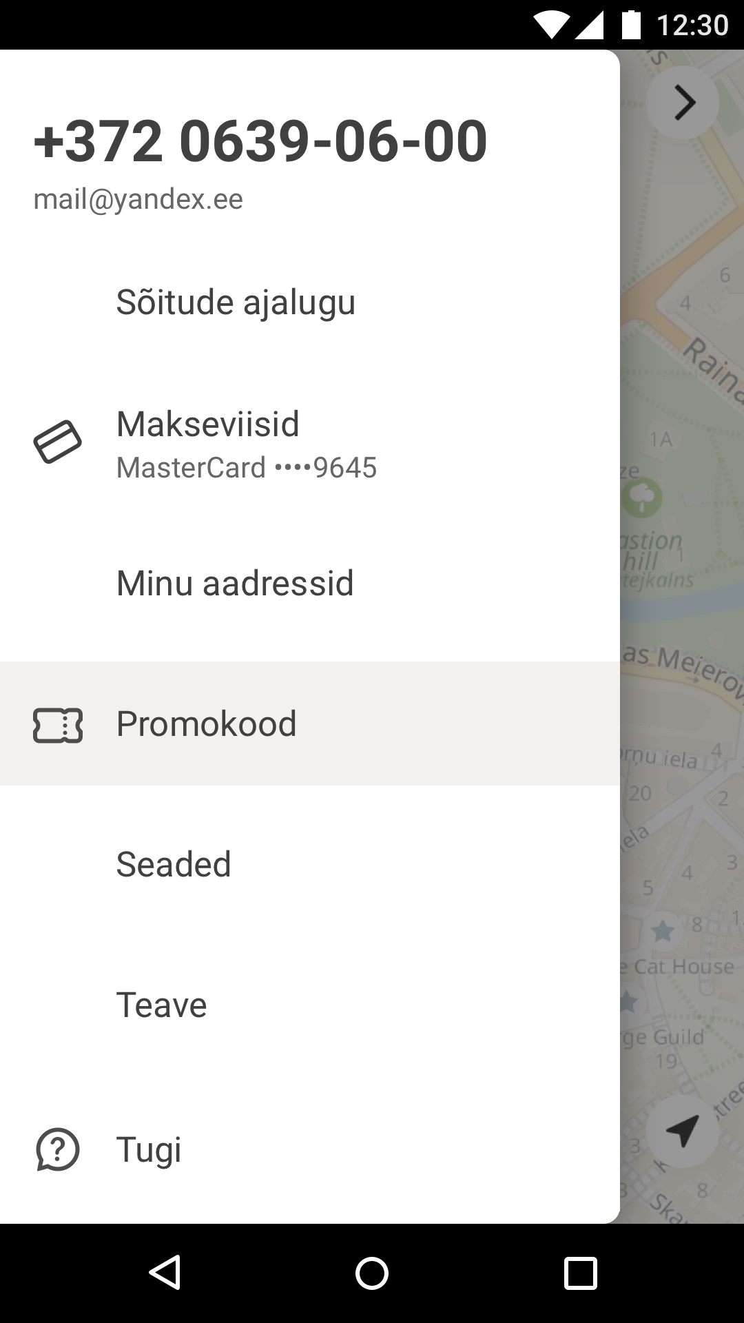 Promotion Rules  Promo Code Terms — Yandex Taxi