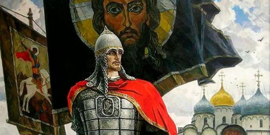Заказать молебен св. Александру Невскому