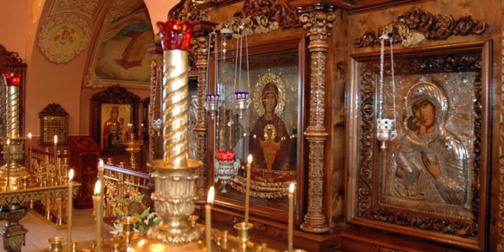 Заказать молебен у иконы Неупиваемая Чаша. Молитва