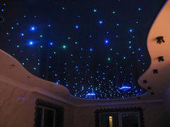 потолок ночное небо