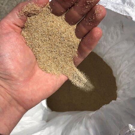 кварцевый песок применение в строительстве